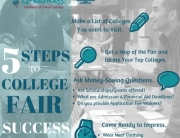 5 STEPS - College Fairs-web